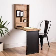 home essentials furniture. Home Essentials Rustic Fold-Away Desk (Wood Grain) Furniture .