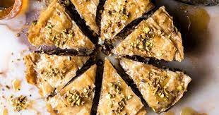 I usually make this dessert out of phyllo dough leftovers take phyllo dough out of the package and arrange it near a family recipe for the greek dessert baklava. 12 Phyllo Dough Recipes That Are Easy And Impressive Purewow