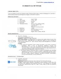 Technical Support Skills List Resume Examples Technical Skills Resume Templates