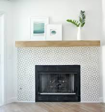 Tile Fireplace Makeover Diy Fireplace Makeover Centsational Girl Cement Living Rooms