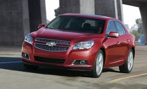 2013 Chevrolet Malibu 2.5-Liter First Drive – Reviews – Car and Driver