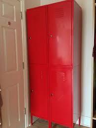 locker style storage. Unique Style IKEA Locker Cabinet  Ikea Storage Cabinet Locker Style RED EBay We  Should Put These In Gehrigu0027s Room In Style Storage C