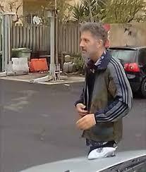 """Beppe Fiorello a Santa Marinella per il film """"Gli orologi del diavolo"""""""