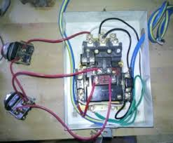 Allen Bradley Motor Starter Size Chart Magnetic Starter Wiring An Allen Bradley 709 3 Phase