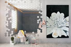 Mosaic Art: Embracing the Monochrome In Home Decor