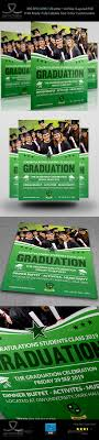Graduation Flyer Template Graduation Flyer Template By OWPictures GraphicRiver 17