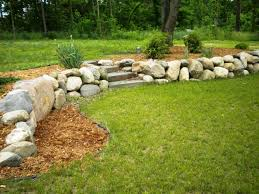 retaining walls natural stone natural stone