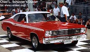 the plymouth duster and scamp and the dodge demon cars based on duster at carlisle