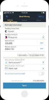 International Money Transfers From Kuwait Western Union