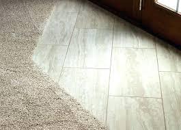 carpet to tile transition strip tile to floor transition strip transition from tile to carpet ceramic