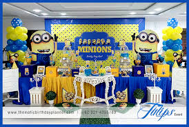 ... minions-themed-birthday-party-decoration-ideas-in-pakistan- ...