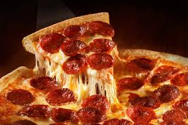 perfect pepperoni pizza slice. Interesting Slice What Happens To Your Body After You Eat A Pepperoni Pizza  With Perfect Slice