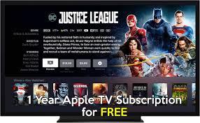 Apple Tv Subscription Free Year   Apple tv, Tv app, Amazon fire tv