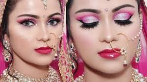 द ख म र श द क ब र इडल म कअप व ड य recreating my indian bridal makeup video photos