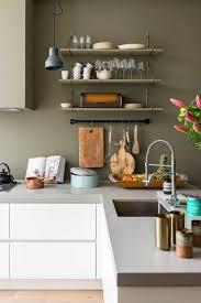 Associer Les Verts En D Co On Ose Le Mixe Kitchens Green Walls Colour Kitchen Den HaagL