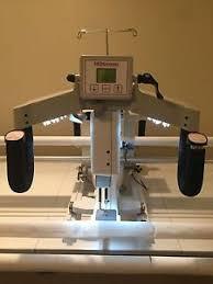 HQ Sixteen Longarm Quilting machine by Handi Quilter | eBay & Image is loading HQ-Sixteen-Longarm-Quilting-machine-by-Handi-Quilter Adamdwight.com