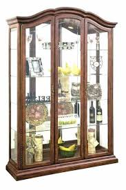 full size of with wall mounted glass curio cabinet doors home design ideasrhbuildingpartnershipsmaorg bust of furniture