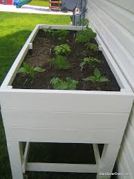 woodworking build your own vegetable planter box plans pdf