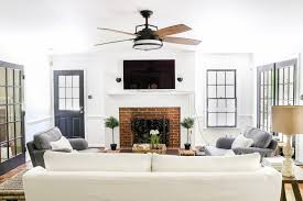 bedroom living room update ceiling fan swap blesser house bedroom fans best with light houzz