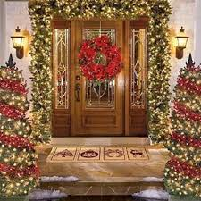 christmas front door decorationsChristmas Front Door Decorating Ideas 1261  Latest Decoration Ideas