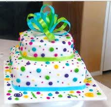 Simple Cake Designs Easy Girl Birthday Cake Ideas Simple Cake