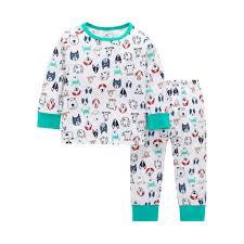 Amazon Com Iuhan Pajamas Set Toddler Baby Long Sleeve