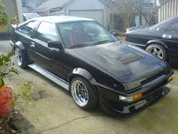 1986 Toyota Corolla - Information and photos - MOMENTcar