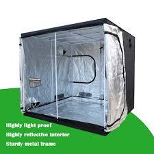 Indoor Grow Box With Lights Grow Tent 50 60 80 100 120 150 240cm Grow Box 600d Indoor Grow Room For Hydroponics Greenhouse Plant Lighting Tents