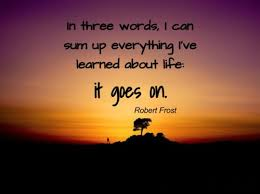 Quotes About Life Goes On