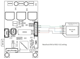 vesc faq connect the nyko kama wireless wii nunchuck esk from trbt555