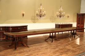 Extra Large Dining Set