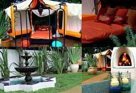 moroccan outdoor furniture. Do-it-yourself Moroccan Garden Outdoor Furniture