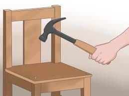 4 formas de hacer una silla - wikiHow