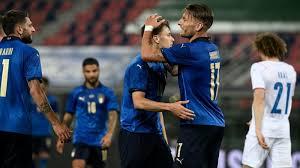 Italia - Repubblica Ceca 2-0, gol di Barella - Calcio - Rai Sport