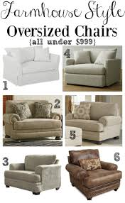 Oversized Chairs Living Room Furniture 17 Best Ideas About Oversized Chair On Pinterest Comfy Reading