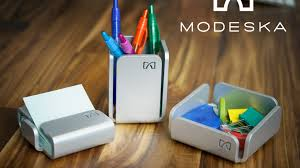 office accessories modern. Modeska // Modern Office Accessories