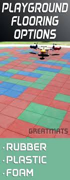 greatmats offers one of the largest selections playground flooring tiles available in rubber plasticrooftop deck options rooftop