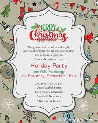 Synthetic christmas trees have outsold real ones every year since 1991. Christmas Invitation Template And Wording Ideas Christmas Celebration All About Christmas