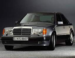 The internal chassis designation for saloon models is w 124. This Old Mercedes Sedan Was Much Cooler Than You Think Bull Gear Patrol