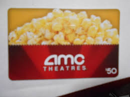no value collectible memorabilia gift card amc theater of see jpg 1600x1200