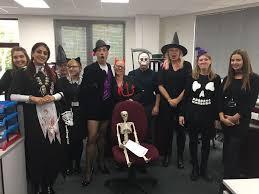 Office Halloween Halloween At The Uk Office Electrosonic Office Photo