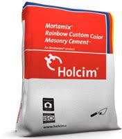 Rainbow Mortamix Masonry Cement Holcim Arazoo