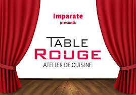 Atelier Table Rouge Atelier De Cuisine Internationale