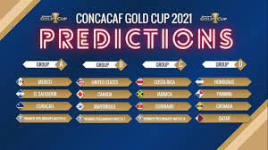 2021 CONCACAF Gold Cup Predictions ...