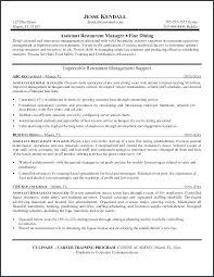 Resume Sample For Restaurant Manager Resume Sample Source
