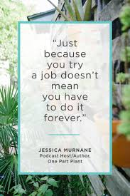 tips for effective career planning interview career planning an interview jessica murnane founder of one part plant