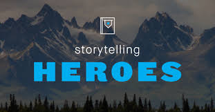 new kind who are your storytelling heroes who are your storytelling heroes