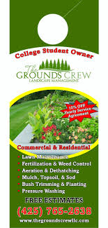 Marketing Tools For The Lawn Landscape Industries Lawn Door
