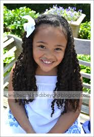 Beads, Braids and Beyond: Little Girls Natural Hairstyles: Twist ...