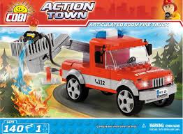 <b>Конструктор</b> Articulated Boom Fire Truck — купить в интернет ...